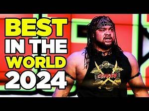 Predicting 10 Best Wrestlers In The World By 2024