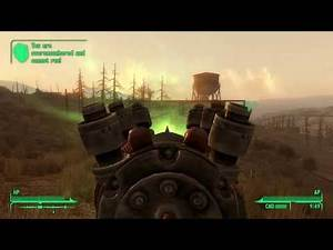 Fallout New Vegas: Iron Sights Recoil Animations - Released