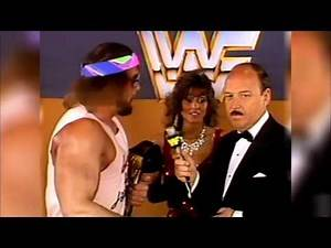 "WWE Hall Of Fame 2015 Inductee - ""Macho Man"" Randy Savage (Official)"