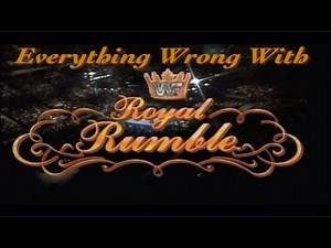 Episode #205: Everything Wrong With WWF Royal Rumble 1988