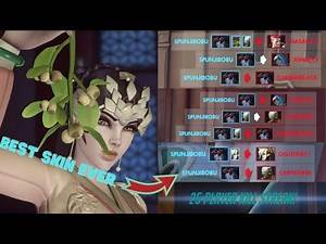 THE BEST SKIN IN OVERWATCH HISTORY