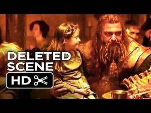 Thor: The Dark World Deleted Scene - Celebration (2013) - Marvel Movie HD