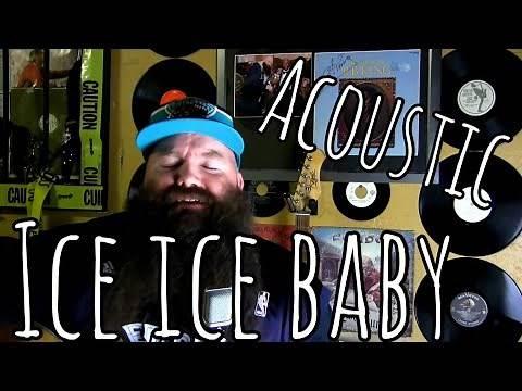 Ice Ice Baby - Vanilla Ice | Marty Ray Project Cover