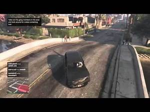 HOW TO GET A GIRLFRIEND ON GTA V ;)