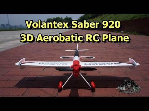 Volantex Saber 920 EPO 3D Aerobatic Electric RC Airplane