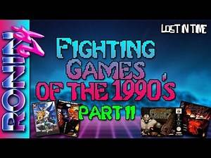 More Forgotten Fighting Games from the 90's! Do You Remember All These?!