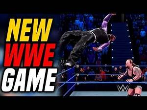 *NEW* WWE Game Released TODAY