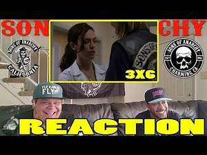 """SONS OF ANARCHY SEASON 3 EPISODE 6 REACTION """"THE PUSH"""""""