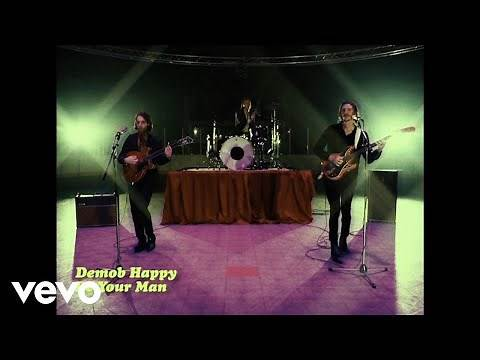 Demob Happy - Be Your Man (Official Video)