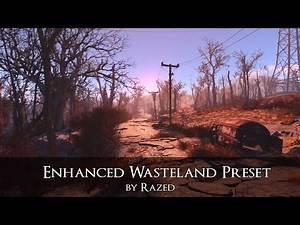 Enhanced Wasteland Preset - Fallout 4 - Mod Spotlight