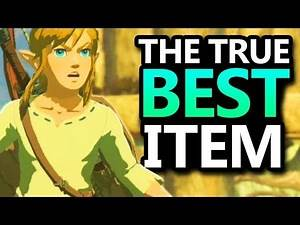 The BEST Item in Breath of The Wild That NOBODY Mentions!