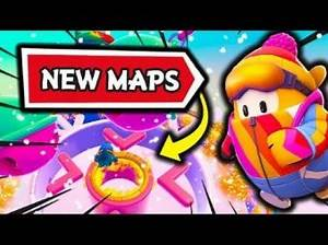 NEW MAPS IN SEASON 3 OF FALL GUYS! (GAMEPLAY STRATEGY)