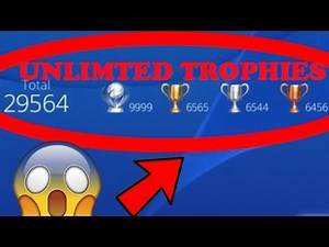 NEW! How To Get UNLIMTED PS4 GAME TROPHIES FOR FREE GLITCH! - NEW METHOD JUNE 2017 [WORKING]