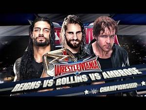 Top 10 Wrestlemania 32 Dream Matches That Could Still Happen