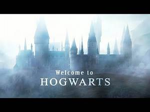 WELCOME TO HOGWARTS [HARRY POTTER] Visit the castle