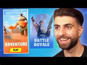I've NEVER Done This Before In Fortnite... (Creative Adventure Map - M. Night's Film Old)