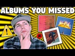 7 ALBUMS YOU MAY HAVE MISSED! (Silverstein, The Gospel Youth more) | July 2017