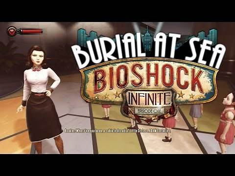 Bioshock Infinite Burial At Sea DLC Xbox 360 Gameplay: Let's Play Burial At Sea