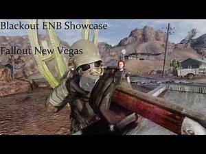 Fallout New Vegas: Blackout ENB Showcase