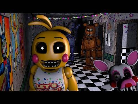 Five Nights at Freddy's 2: Multiplayer | (w/ Drifty, Fruity Maze, & Bonniegamer110)
