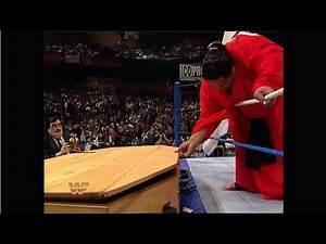 The Undertaker trolling Yokozuna again
