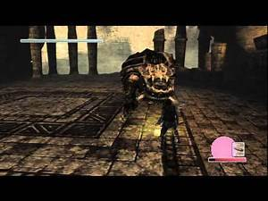 12. Shadow of the Colossus HD Collection Walkthrough - Eleventh Boss: Celosia