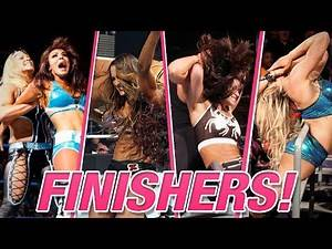 Top 5 WWE Women's Finishers (and the Worst)
