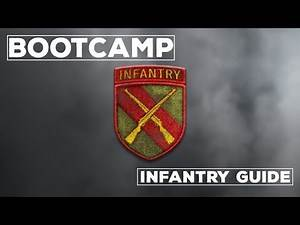 INFANTRY GUIDE + EXPLAINED - COD BOOTCAMP - WW2 Tips/Tutorials