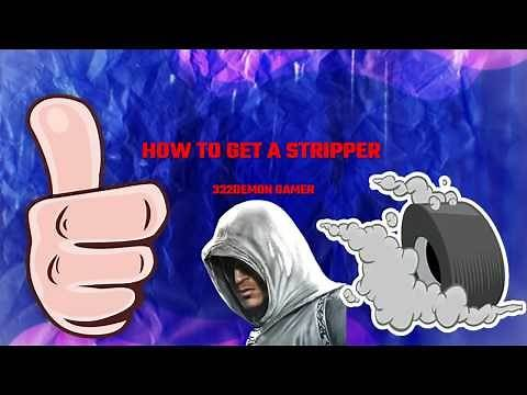 How to get any STRIPPER On GTA5 AND Get HER PREGNANT