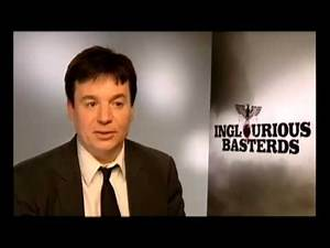 Intervista/interview a Mike Myers about Inglourious Basterds