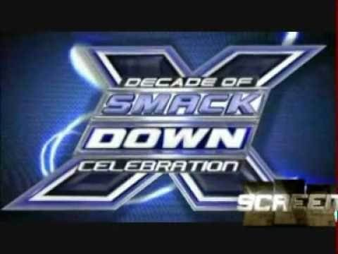 """Decade of SmackDown Theme Song with Logo loop!!! """"Let It Roll"""" by Divide The Day (NEW)"""