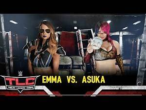 TLC 2017 - Asuka Vs Emma - WWE 2K18