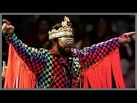 Randy Savage Entrance Video