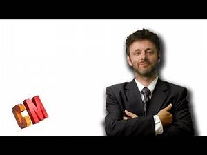 Behind the scenes with Michael Sheen