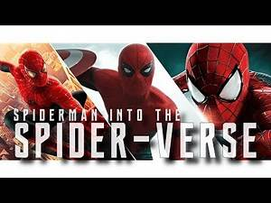 SPIDER-MAN: Into the Spider-Verse || Where I Belong Now (Home) ft. Vince Staples || Spider-Verse