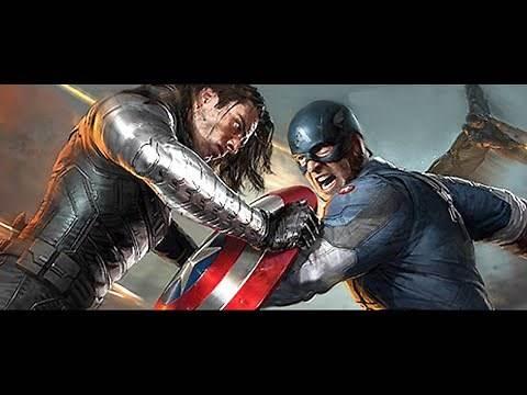 Captain America Winter Soldier Trailer 2 - Marvel Avengers Easter Eggs Breakdown