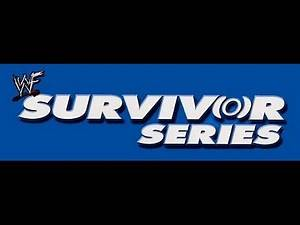 2001 Year in Review: WWF Survivor Series