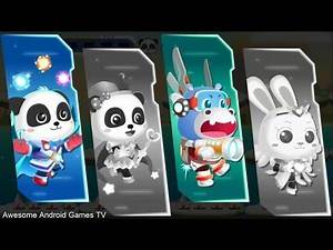 Little Panda's Hero Battle Game Part 28 - New Little Panda Game - Android GamePlay FHD