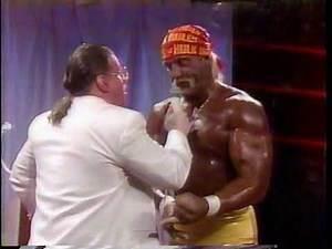 WWF Wrestling Challange aired August-26-1990 Brother Love ,Hulk Hogan part 7
