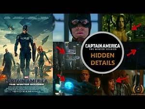 Hidden Details in Captain America The Winter Soldier Movie with English subtitlesl By Delite Cinemas