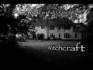 WITCHCRAFT RITURAL HOUSE ( CREEPY witch GUY)