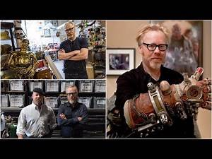Adam Savage: Short Biography, Net Worth & Career Highlights