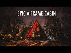 Where to stay: A-Frame Cabin on the Maurice River, NJ