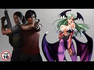 Top 10 Video Game Characters That Will Turn You On