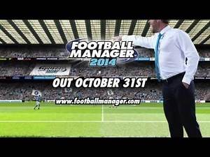 Football Manager 2014 Tanıtım Videosu