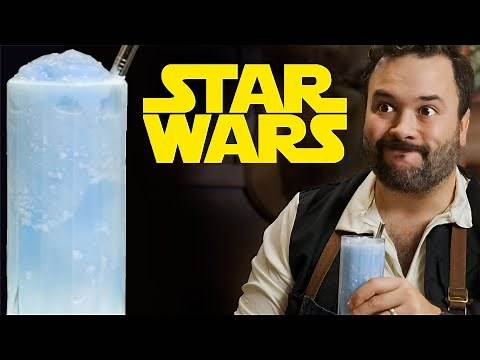 Star Wars Blue Milk DIY | How to Drink