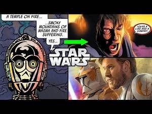 C-3PO REMEMBERS THE PREQUELS (CANON) - Star Wars Comics Explained