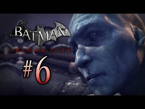 "Countdown to Arkham Knight: Batman Arkham City Walkthrough - Part 6 - ""COLD AS ICE!"""