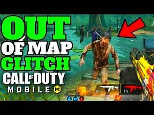 Easy Out of Map Glitch! Cod Mobile Zombies! *New* Call of duty mobile zombies Glitch!