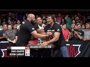 2019 Top Armwrestling Pins From The WAL